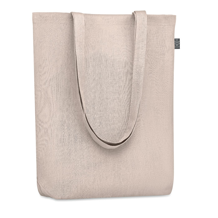 NAIMA TOTE Shopping bag in hemp 200 gr/m²