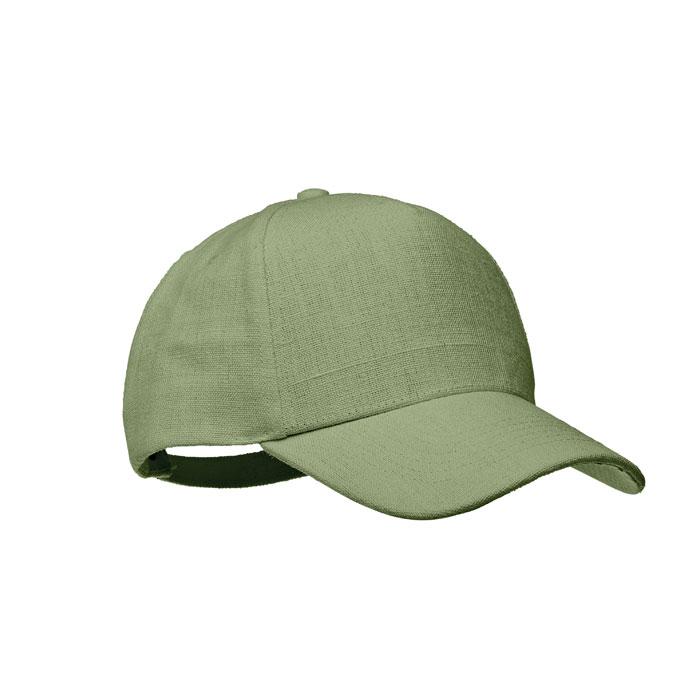 NAIMA CAP Hemp baseball cap 370 gr/m²