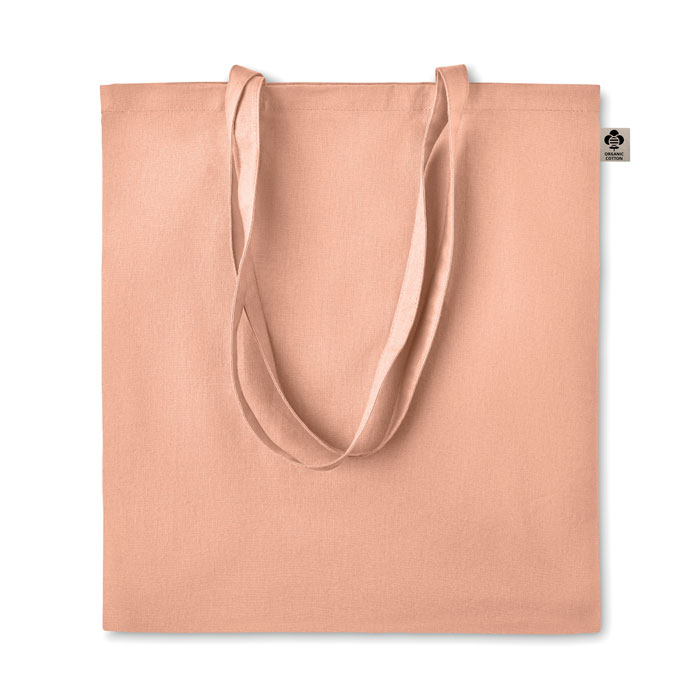 ZIMDE COLOUR Organic cotton shopping bag