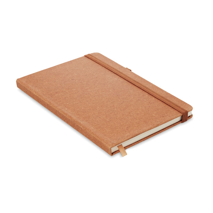 BAOBAB Recycled PU A5 lined notebook