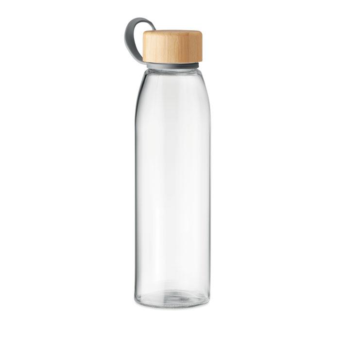 FJORD WHITE Glass bottle 500 ml